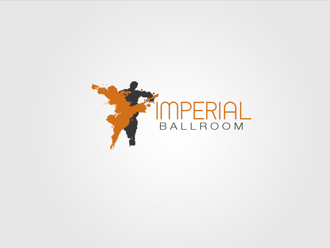 Imperial Ballroom Logo Design by PixelAviator