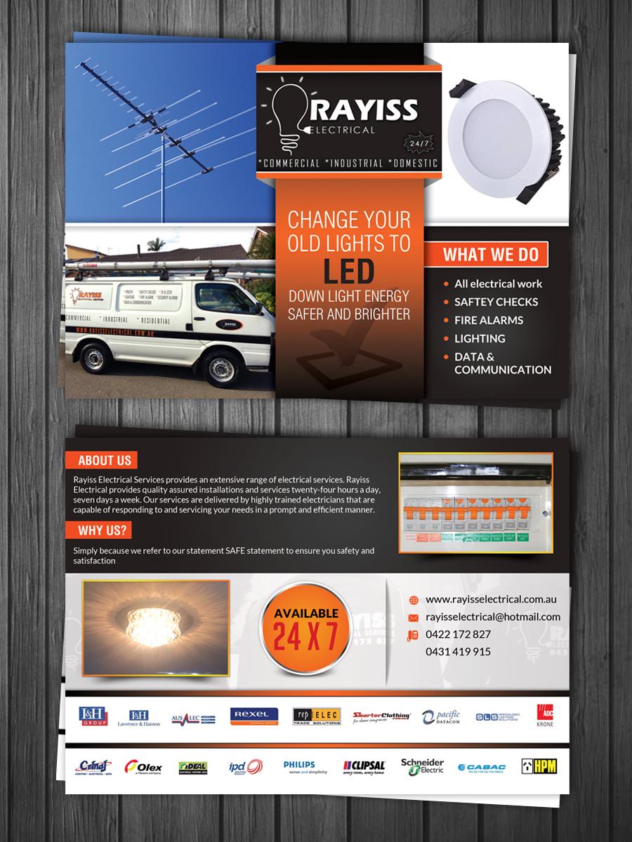 Graphic Design Web Advertizment