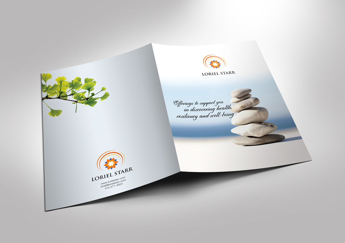 professional elegant event brochure design for a company by