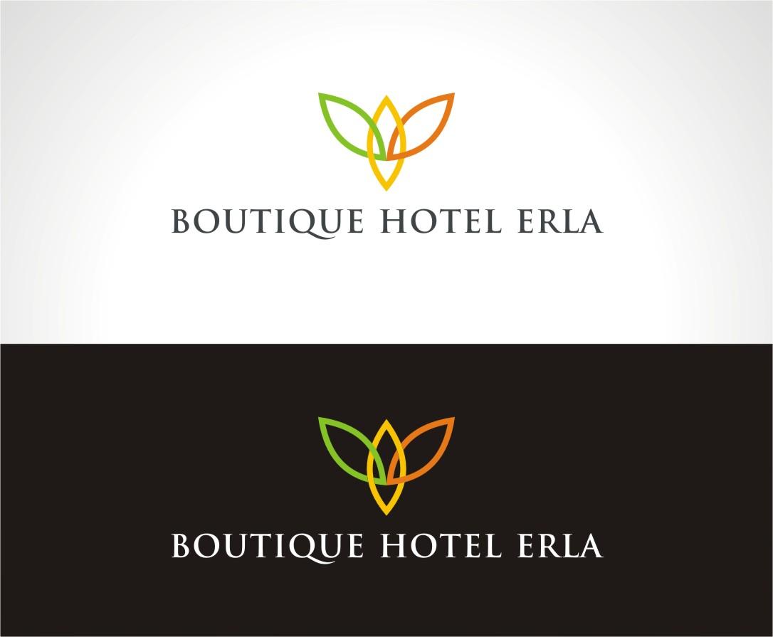 88 Professional Hotel Logo Designs For Boutique Hotel Erla