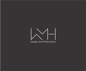 Logo Design for WMH Design and Productions by Rakesh Mohan