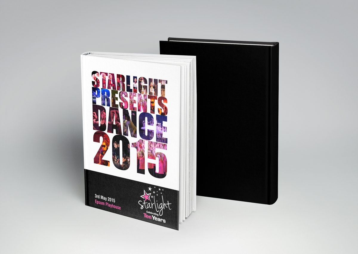 Book cover design for starlight dance academy by cb cb