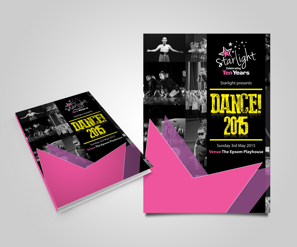 Book cover design for starlight dance academy by soulafella