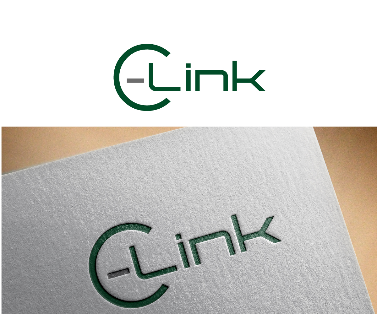 Graphic design logo design for c link consulting by for Graphic design consultant