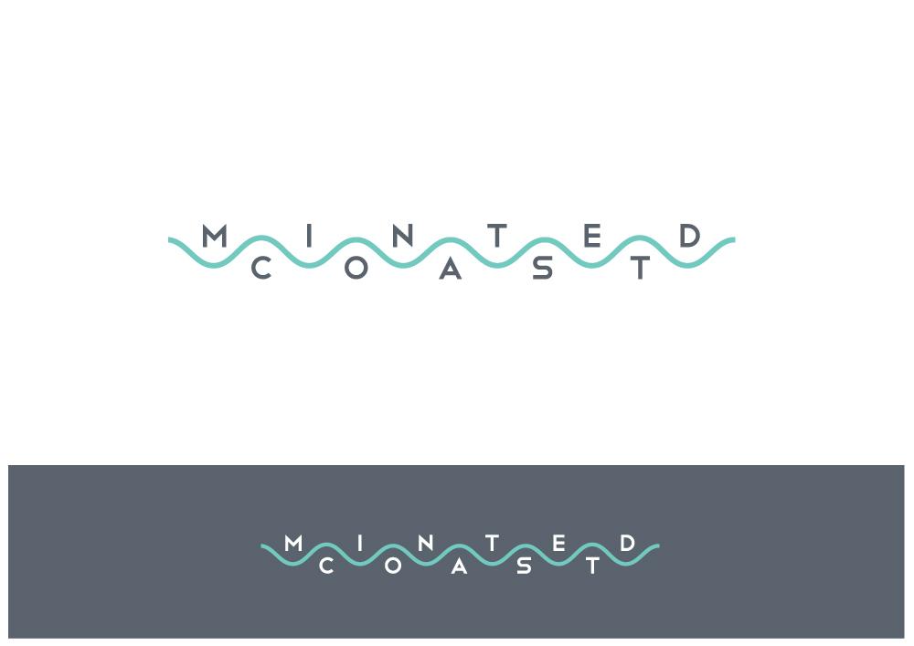 Boutique Logo Design for MintedCoast by Nigel B | Design #5326730