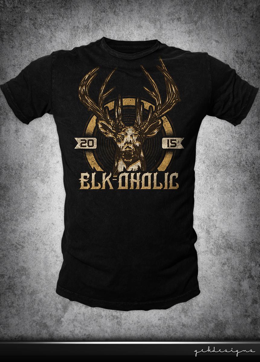 Hunting T Shirt Designs   Hunting T Shirt Design Fur Mediajungle Von Gek Design 5267320