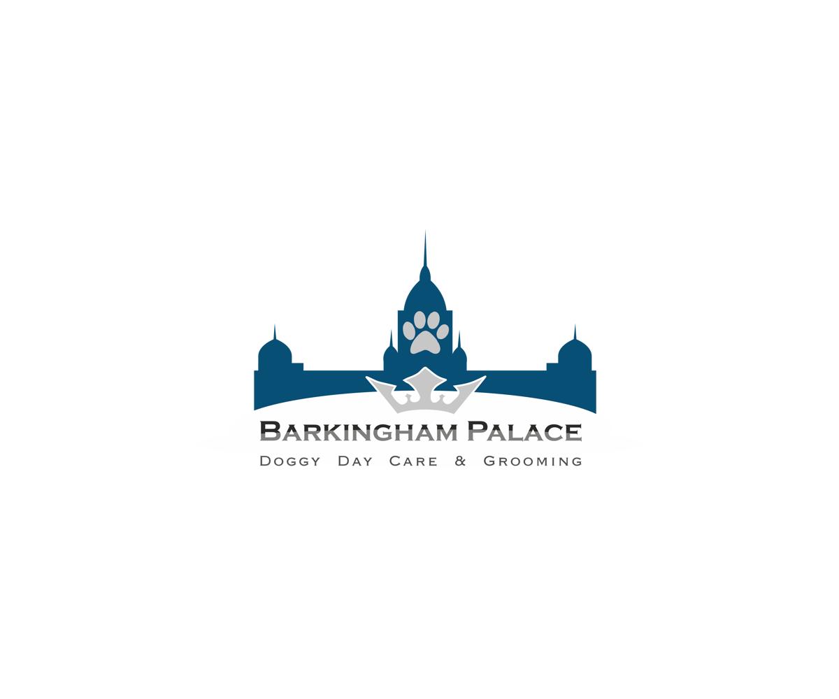 Barkingham Palace logo