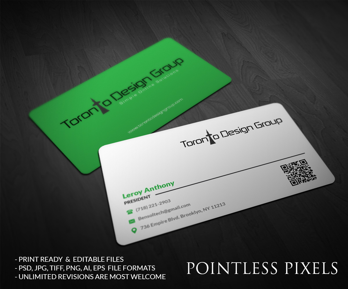 Business business card design for a company by pointless pixels business business card design for a company in canada design 5281051 reheart Image collections