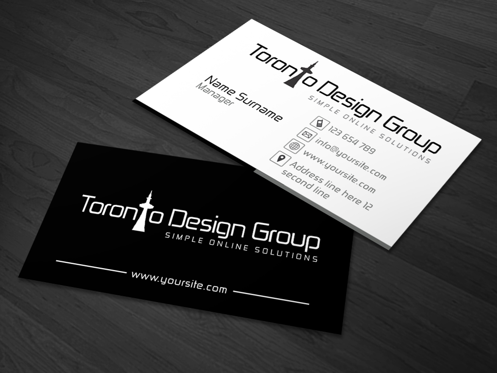 Business business card design for a company by kaatem design 5270994 business card design by kaatem for this project design 5270994 reheart Image collections