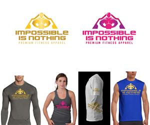 New Fitness Apparel Line needs a logo design! | 25 Logo