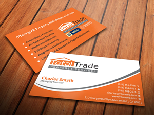 House business card designs 319 house business cards to browse total trade property maintenance and construction company require new business card design business card design colourmoves