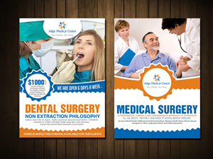 Dental Flyer Design Galleries for Inspiration