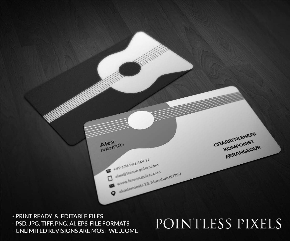 Modern upmarket teacher business card design for a company by business card design by pointless pixels india for this project design 5283405 colourmoves