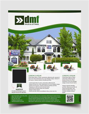 House Flyer Design Galleries for Inspiration