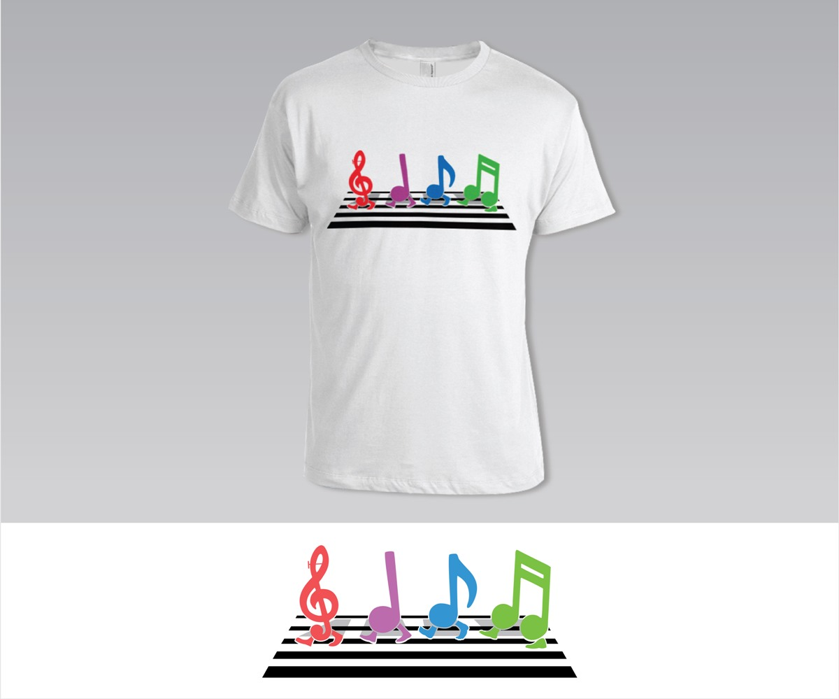 Elegant Playful T Shirt Design For A Company In India 5572703