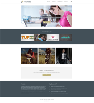 Wordpress Design by aarsita