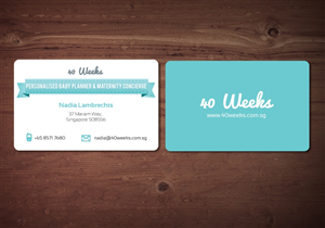 Name Card Design by MNM