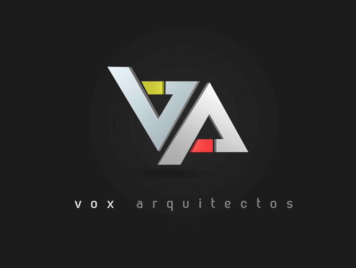 Vox Arquitectos Logo by Parry PRK