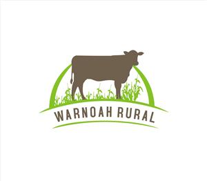 81 Bold Serious Logo Designs for Warnoah Rural a business in Australia