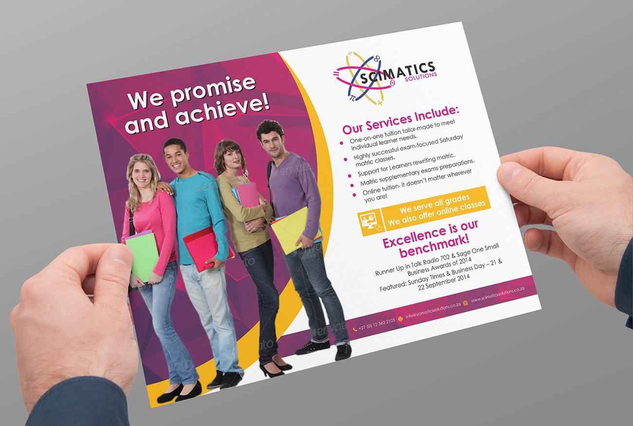 advertisement flyer ideas