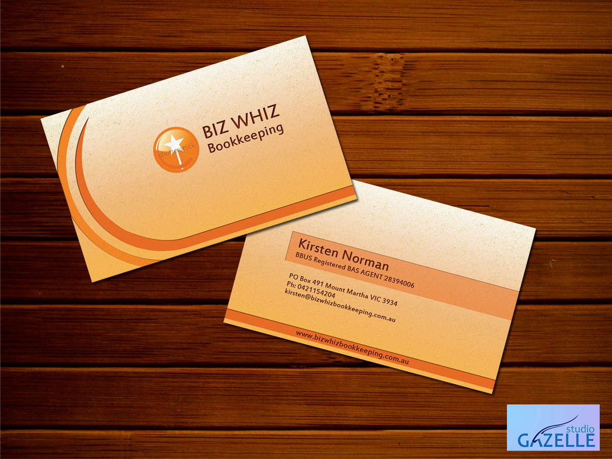 Modern bold business business card design for a company by studio business card design by studio gazelle for this project design 1491877 colourmoves