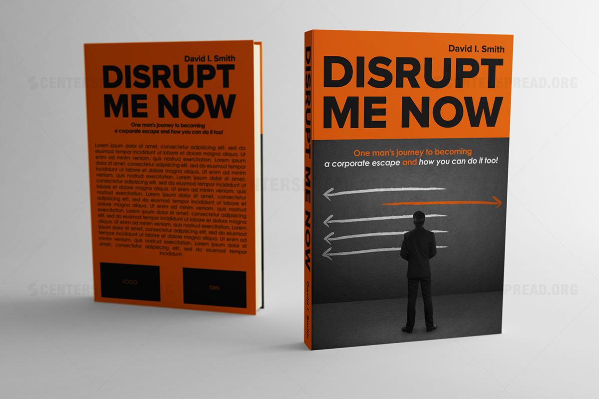 Book Cover Design Australia ~ Book cover design for a company by centerspread