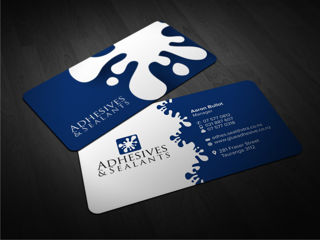 Modern, Professional Business Card Design for Aaron Bullot by ...
