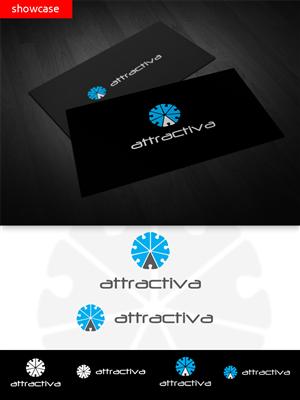Logo Design for attractiva by yani hidayat