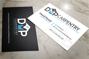 Home Builder Business Card Design Galleries for Inspiration