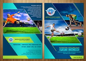 Sport Brochure Design | 1000\'s of Sport Brochure Design Ideas