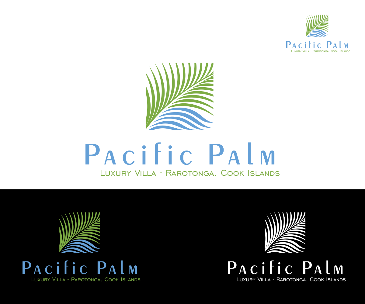 Cook Island Designs: Modern, Serious, It Professional Logo Design For Pacific