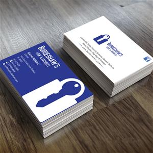 Locksmith business card design 100039s of locksmith for Locksmith business cards
