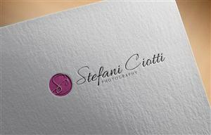 Elegant Feminine Photography Logo Design By MrLogo