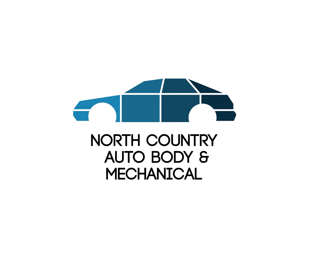North Country Auto >> Bold Modern Building Logo Design For North Country Auto