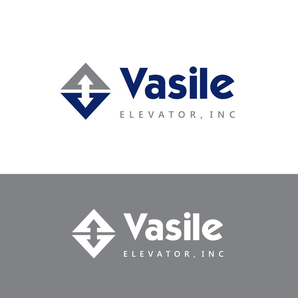 Modern, Upmarket, It Company Logo Design For Vasile