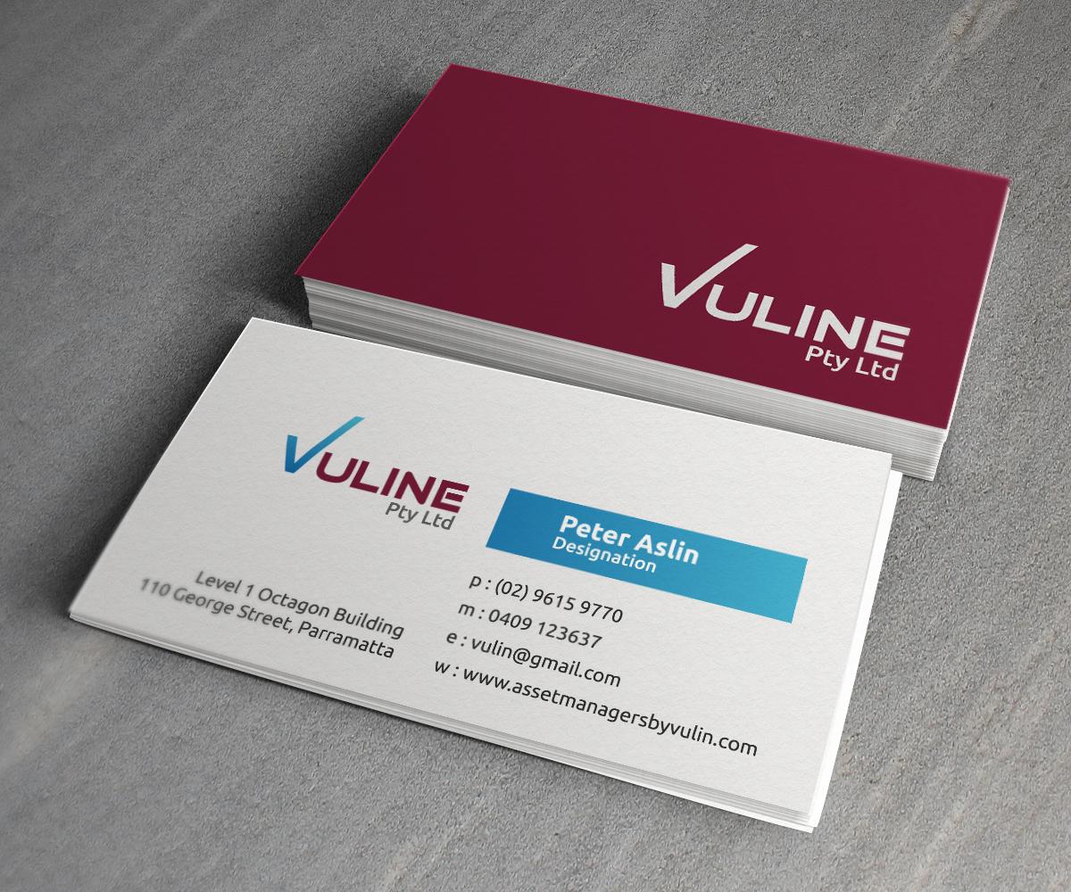 Business Card Design for Peter Aslin by ideaz2050 | Design #5349667