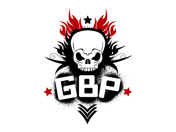 Personable, Masculine, Paintball Logo Design for go big or ...