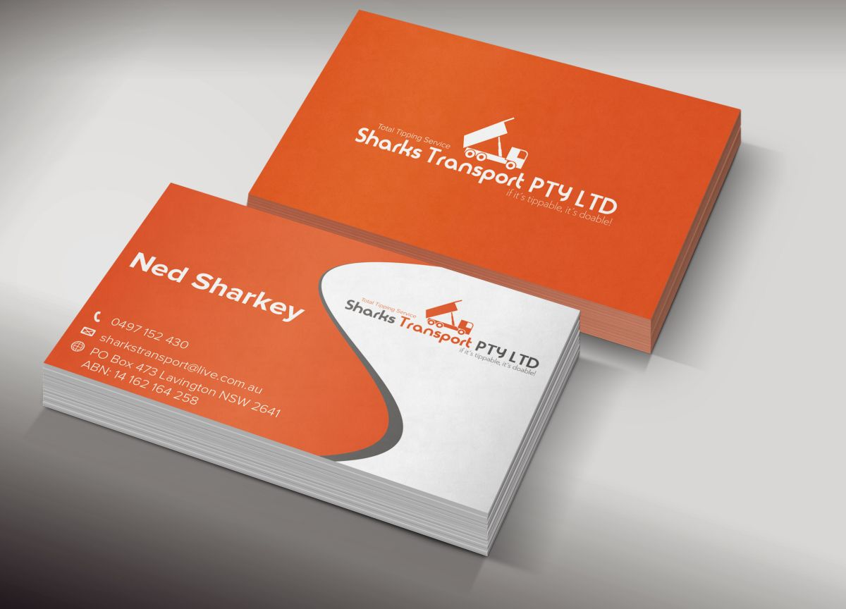 16 Business Card Designs | Building Business Card Design Project for ...