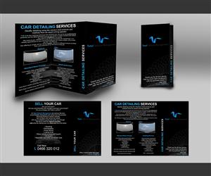 Brochure Design by Marrak - Brochure to promote unique premium vehicle brok ...