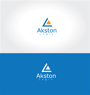 Logo Design for Akston Logic LLC business logo by colour splash
