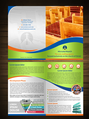Brochure Design by ESolz Technologies - Graphic design for a Whitepaper that describes  ...