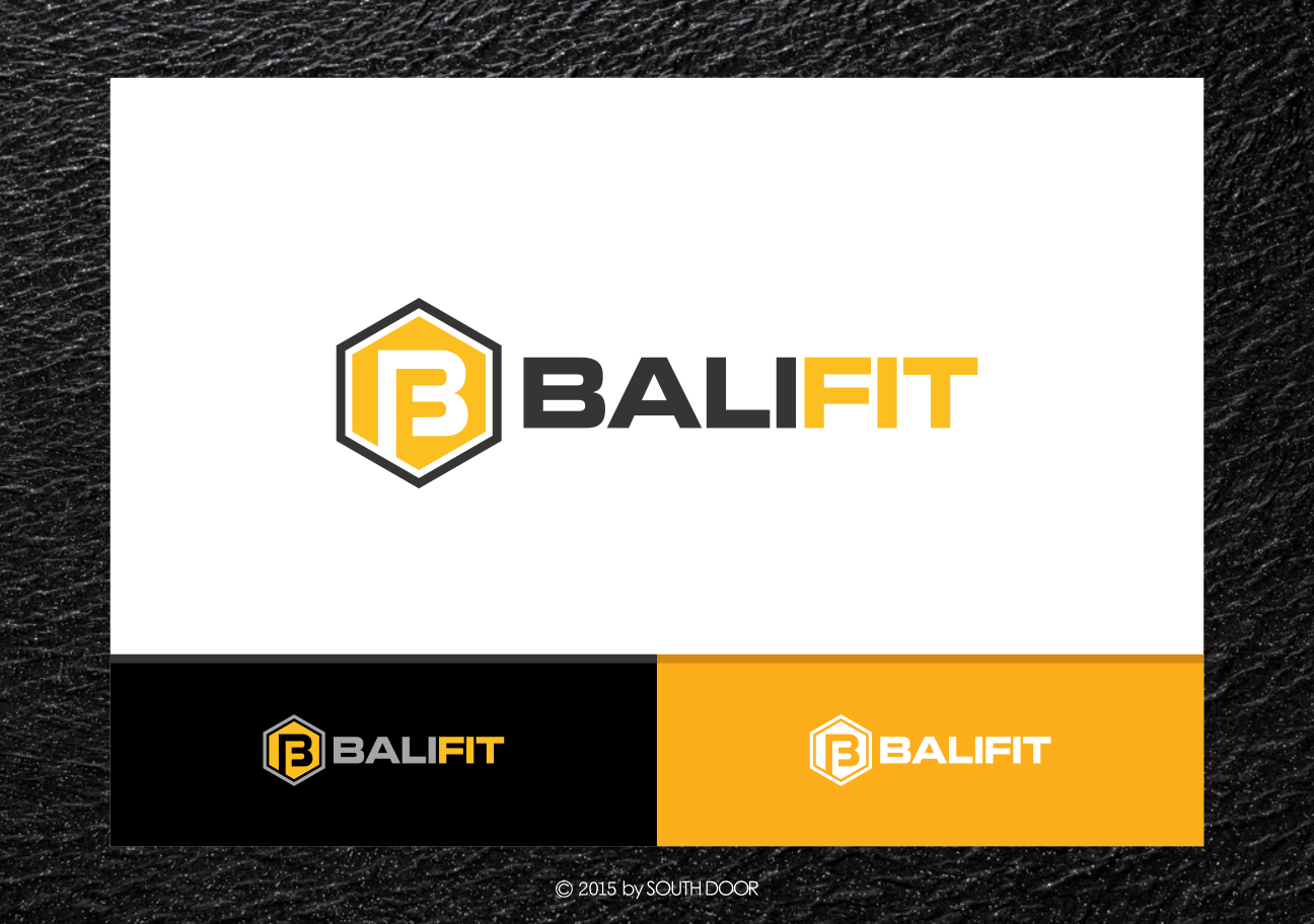 Modern professional building logo design for bali fit by for Professional building designer