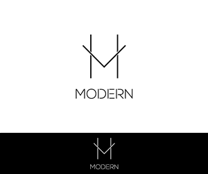 Logo Design by an.designs -  Luxury Modern Urban Home Builder Passionate ab...