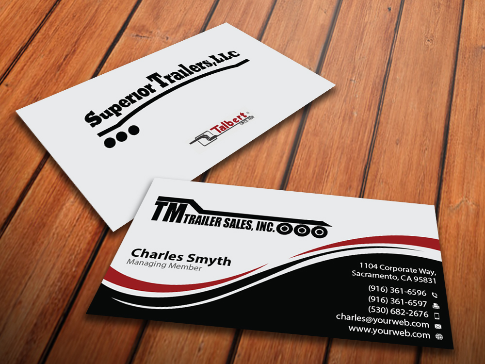 Heavy Equipment Business Cards | Arts - Arts