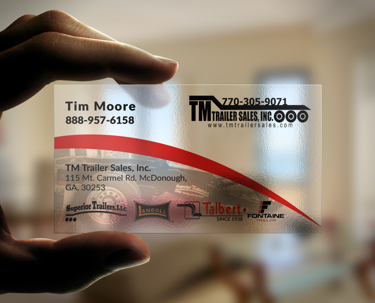 Business Card Design for Kimberly Moore by AFHUN | Design #5384725