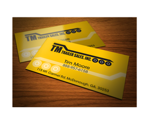 Business Card Design for Kimberly Moore by MT | Design #5401541