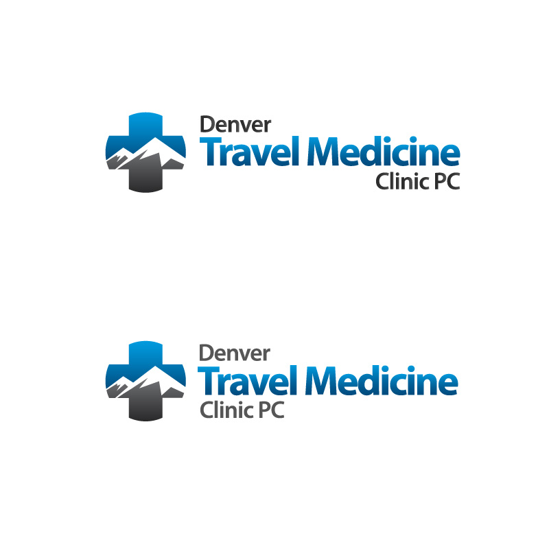 57 Serious Masculine Medical Logo Designs For Denver