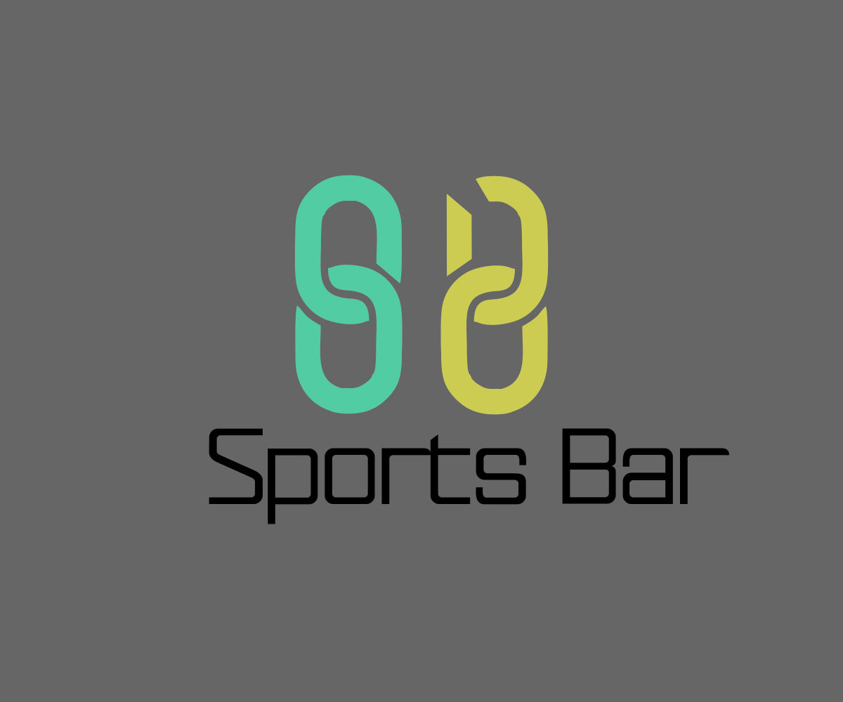 sports bar logo design for sports bar by kerjakeras