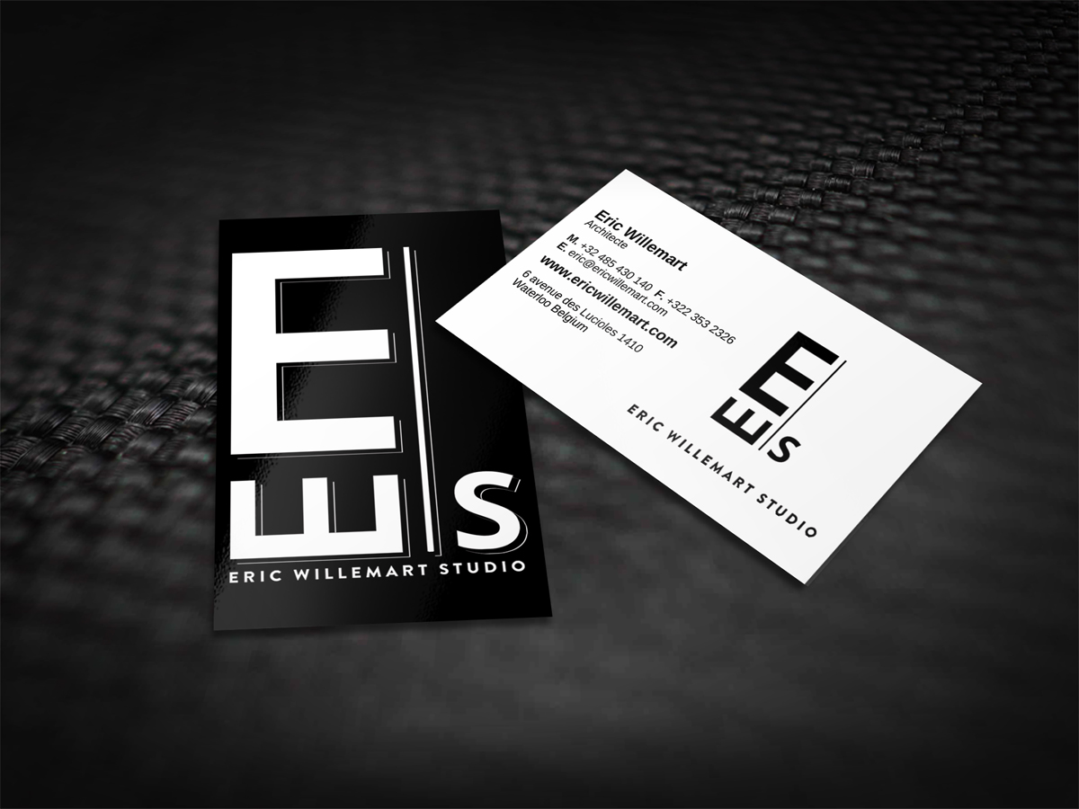Modern, Professional, Business Business Card Design for eric ...