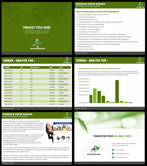 PowerPoint Design by Best Design Hub - make our PP look like a million